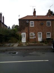 Thumbnail 1 bed terraced house to rent in Main Street, Swanland, North Ferriby