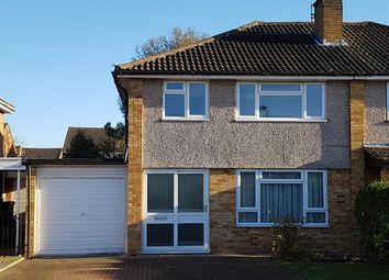 Thumbnail 3 bed semi-detached house for sale in Nursery Road, Taplow, Maidenhead