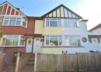 Thumbnail 3 bed terraced house for sale in Saxon Avenue, Feltham, Middlesex
