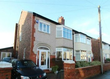 Thumbnail 4 bed semi-detached house for sale in Cranmore Avenue, Liverpool, Merseyside