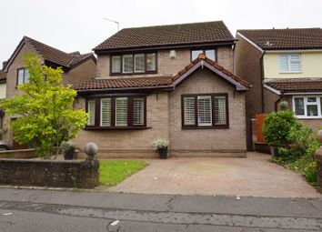 Thumbnail 3 bed detached house for sale in Deepwood Close, Cardiff