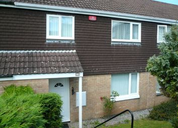 Thumbnail 3 bedroom terraced house to rent in Steeple Close, Plymouth