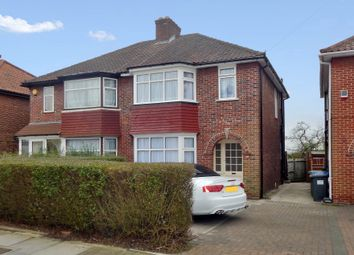 Thumbnail 4 bed semi-detached house to rent in Coniston Gardens, London