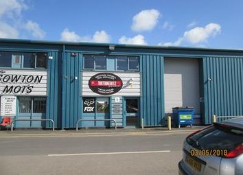 Thumbnail Light industrial to let in Unit 5 Kestrel Business Park, Kestrel Way, Sowton Industrial Estate, Exeter