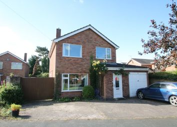 Thumbnail 3 bed detached house for sale in Highfield Close, Sheepy Magna, Atherstone