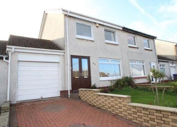 Thumbnail 3 bed semi-detached house for sale in Loganswell Road, Deaconsbank, Glasgow