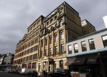 Thumbnail 2 bedroom flat to rent in Bath Street, Glasgow