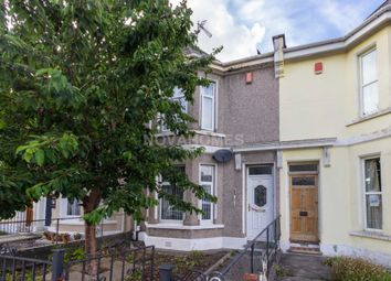 Thumbnail 3 bed terraced house for sale in St Levan Road, Plymouth