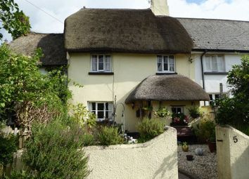 Thumbnail 2 bedroom cottage for sale in Wood Lane, Morchard Bishop, Crediton