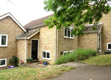 Thumbnail 3 bedroom terraced house for sale in Shepherd Close, Royston