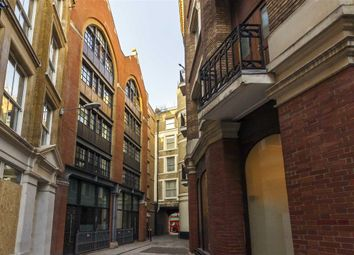Thumbnail 1 bedroom flat to rent in Stationers Hall Court, Ave Maria Lane, London