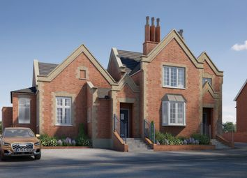 Thumbnail 2 bed mews house for sale in Trinity Street, Halstead