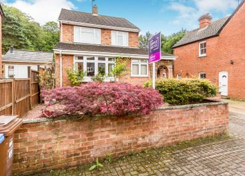 Thumbnail 3 bedroom detached house for sale in Forest Road, Crowthorne
