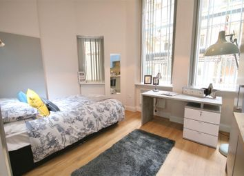 Thumbnail Studio to rent in Luxury Student Accommodation, Guildhall Walk, Portsmouth