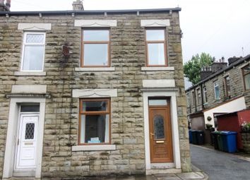 Thumbnail 3 bed end terrace house for sale in Lilac Terrace, Stacksteads, Bacup