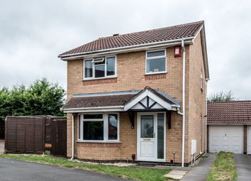 Thumbnail 3 bed detached house for sale in Cullahill Court, West Hunsbury, Northampton
