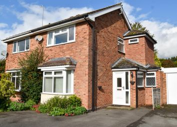 Thumbnail 2 bed semi-detached house for sale in Cooke Close, Warwick