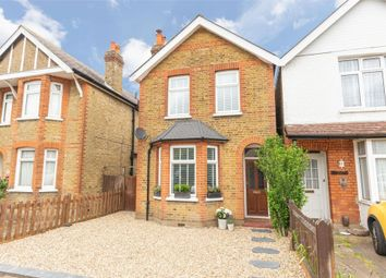 Thumbnail 3 bed detached house for sale in Dudley Road, Walton-On-Thames