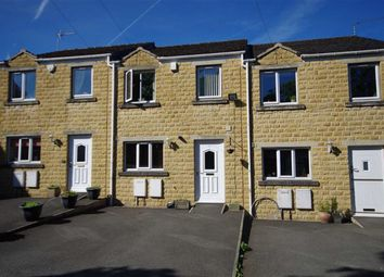 Thumbnail 3 bed town house for sale in St Peter's Avenue, Sowerby, Sowerby Bridge