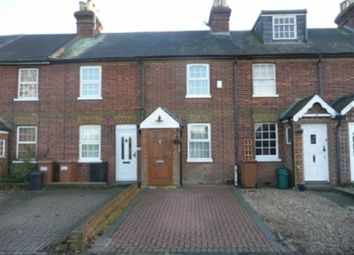 Thumbnail 2 bed terraced house to rent in Dixons Hill Road, North Mymms, Hatfield