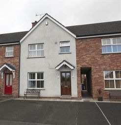 Thumbnail 3 bed terraced house for sale in 13, Bush Manor, Antrim