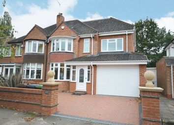 Thumbnail 5 bed semi-detached house for sale in Ralph Road, Shirley, Solihull