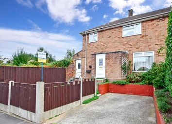 Thumbnail 3 bed semi-detached house for sale in Pennant Road, Rochester, Kent