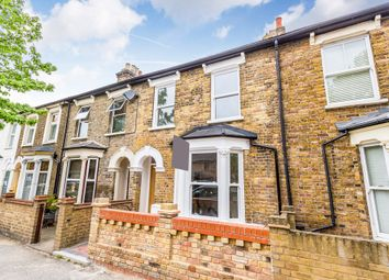 Thumbnail 3 bed terraced house for sale in Queens Road, London