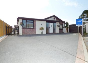 Thumbnail 4 bed bungalow for sale in Glantraeth Estate, Valley, Holyhead, Sir Ynys Mon