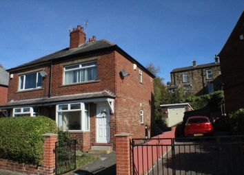 Thumbnail 2 bed semi-detached house to rent in Church Road, Birstall, Batley
