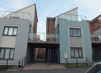 Thumbnail 3 bed town house to rent in Bellsheil Grove, The Rise, Scotswood