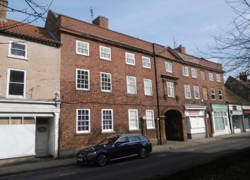 Thumbnail 1 bed flat for sale in Church Street, Gainsborough
