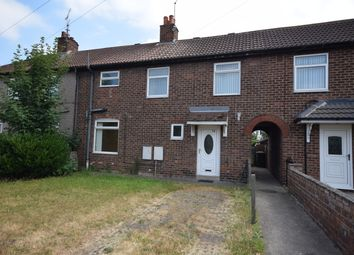 Thumbnail 3 bed terraced house for sale in Aberconway Crescent, New Rossington, Doncaster