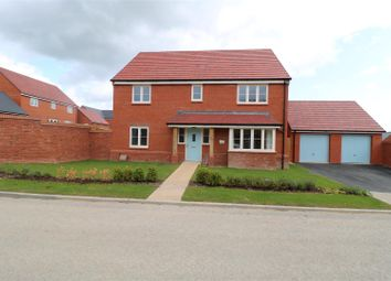 Thumbnail 4 bed detached house for sale in The Wimborne, Nup End Green, Ashleworth