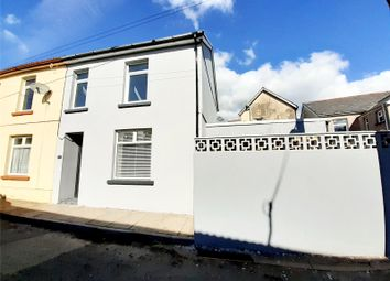 Thumbnail 3 bed end terrace house for sale in Hunt Terrace, Cefn Coed, Merthyr Tydfil