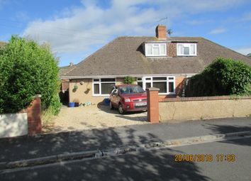 Thumbnail 3 bed semi-detached bungalow to rent in Southfield Close, Uphill, Weston-Super-Mare