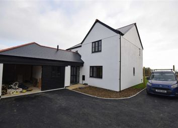 Thumbnail 4 bed detached house for sale in Petherwin Gate, Launceston
