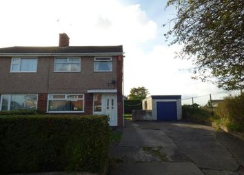 Thumbnail 3 bed semi-detached house for sale in Cavalier Drive, Blacon, Chester, Cheshire