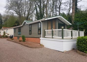 Thumbnail 2 bed mobile/park home for sale in The Smithy, Hampton Loade, Bridgnorth