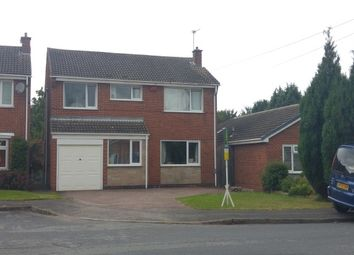 Thumbnail 5 bed property to rent in York Close, East Leake