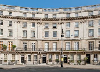 Thumbnail 3 bed maisonette for sale in Wilton Crescent, London