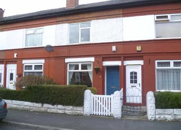 Thumbnail 2 bed terraced house for sale in Elverston Street, Northenden, Northenden