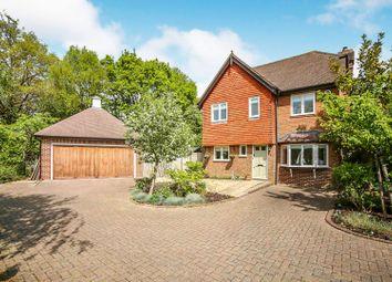 Thumbnail 4 bed detached house for sale in Chiltenhurst, Edenbridge