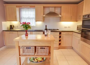 Thumbnail 4 bed detached house for sale in Ashbourne Drive, Weston, Crewe