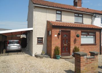 Thumbnail 3 bed end terrace house for sale in Appleyard Crescent, Norwich, Norfolk