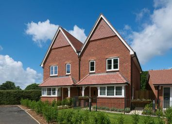 Thumbnail 3 bed semi-detached house for sale in The Sherwood, Longhurst Park, Cranleigh