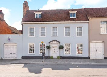 The Square, Titchfield, Fareham PO14. 6 bed country house for sale