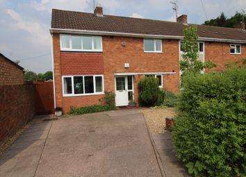 Thumbnail 3 bed end terrace house for sale in Bagridge Close, Wolverhampton