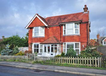 Thumbnail 4 bed detached house for sale in Hempstead Lane, Hailsham