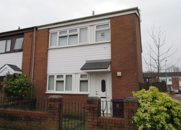 Thumbnail 3 bed terraced house to rent in Martock, Whiston
